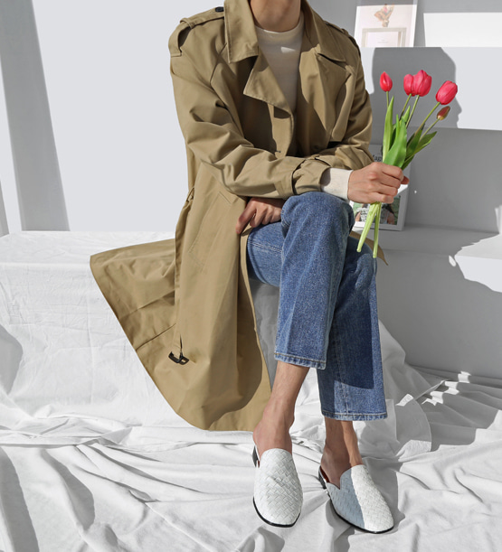 Y_closet Trench coat (4color)