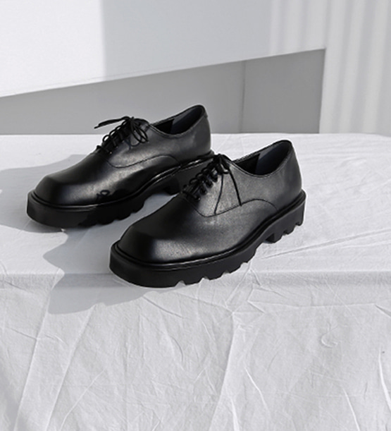 Leather Clipper shoes (1color)