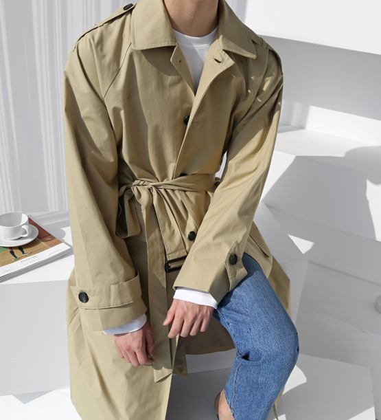 Amio mac coat (2color)