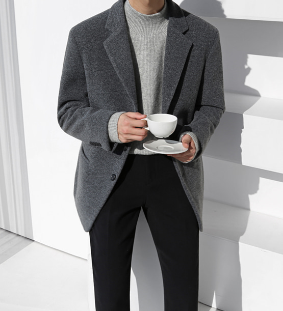 Want wool blazer (2color)